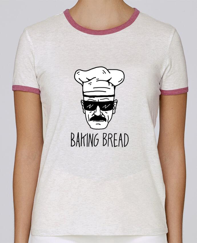 T-shirt Femme Stella Returns Baking bread pour femme par Nick cocozza