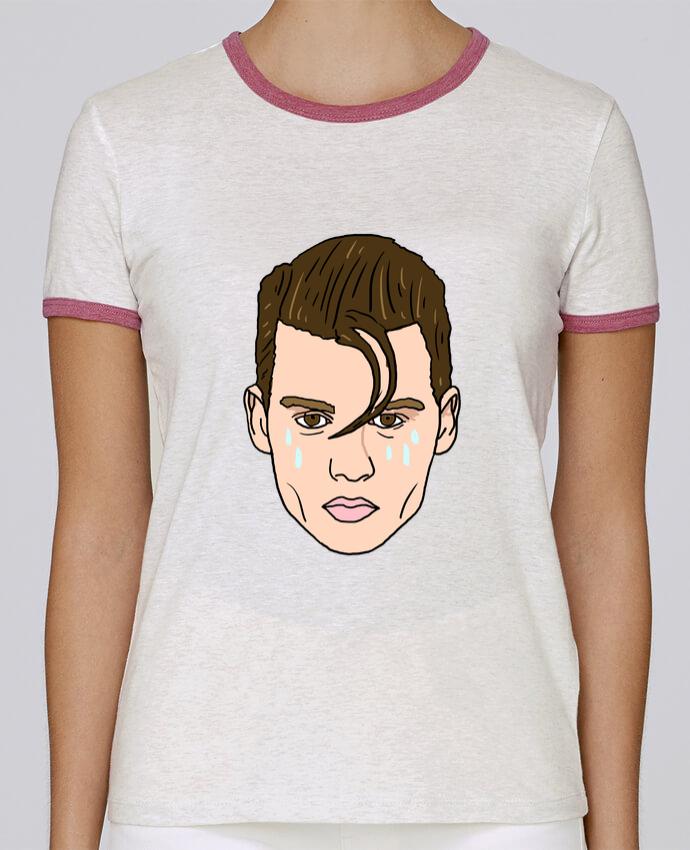 T-shirt Femme Stella Returns Cry baby pour femme par Nick cocozza