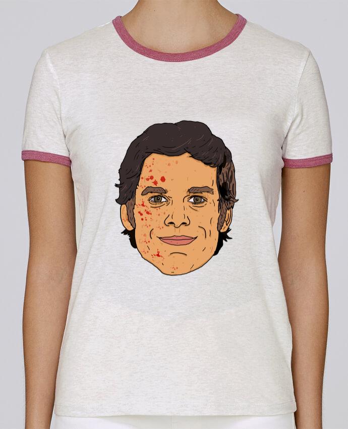 T-shirt Femme Stella Returns Dexter pour femme par Nick cocozza