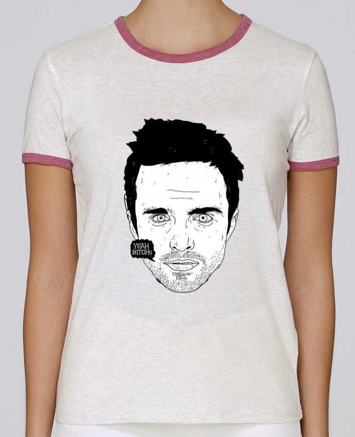 T-shirt Femme Stella Returns Jesse Pinkman pour femme par Nick cocozza