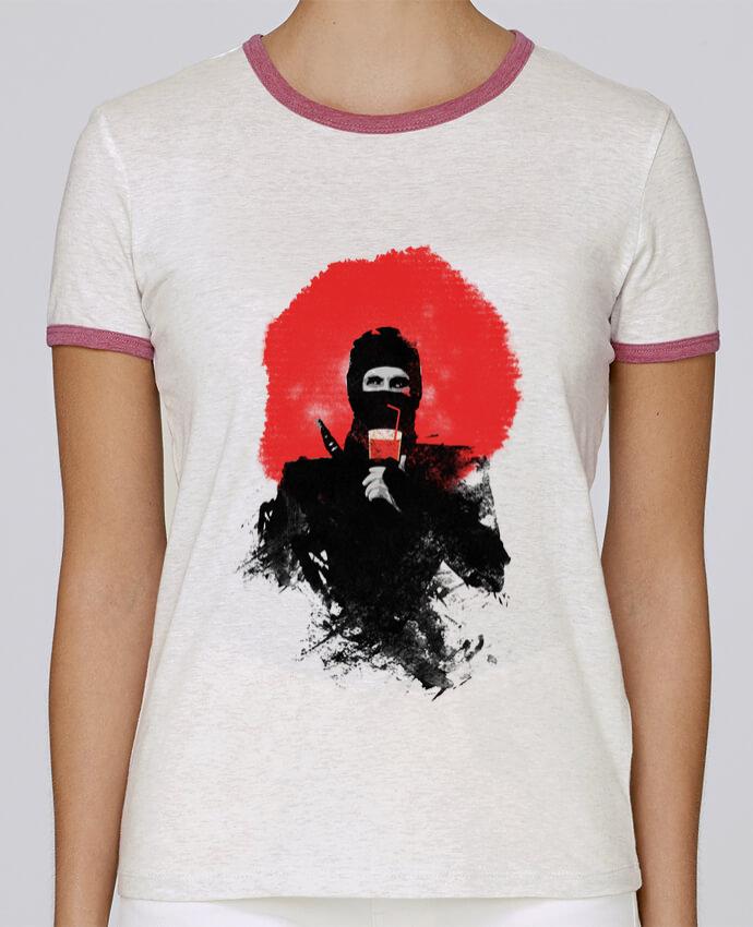 T-shirt Femme Stella Returns American ninja pour femme par robertfarkas