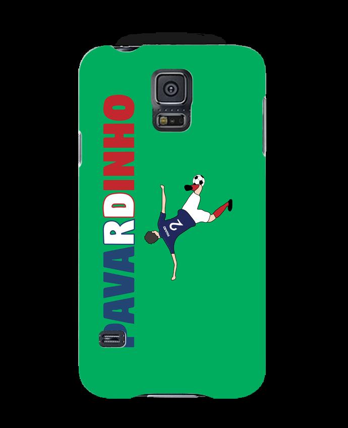 Coque 3D Samsung Galaxy S5 PAVARD - PAVARDINHO par tunetoo