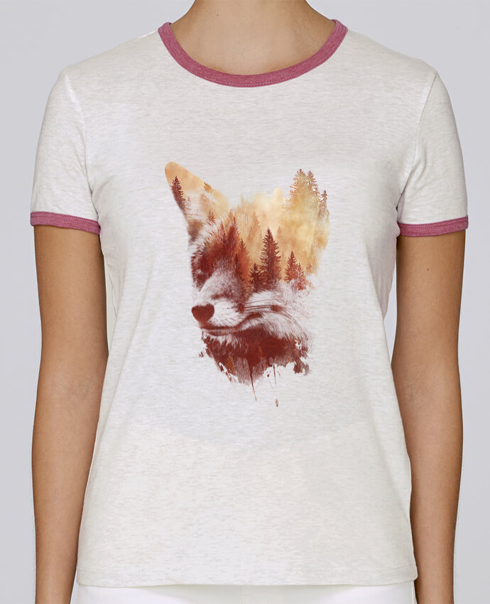 T-shirt Femme Stella Returns Blind fox pour femme par robertfarkas