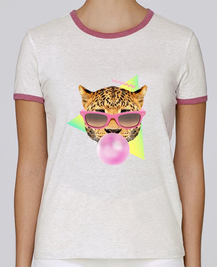 T-shirt Femme Stella Returns Bubble gum leo pour femme par robertfarkas