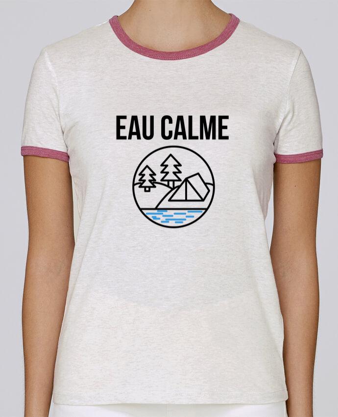 T-shirt Femme Stella Returns eau calme pour femme par Ruuud