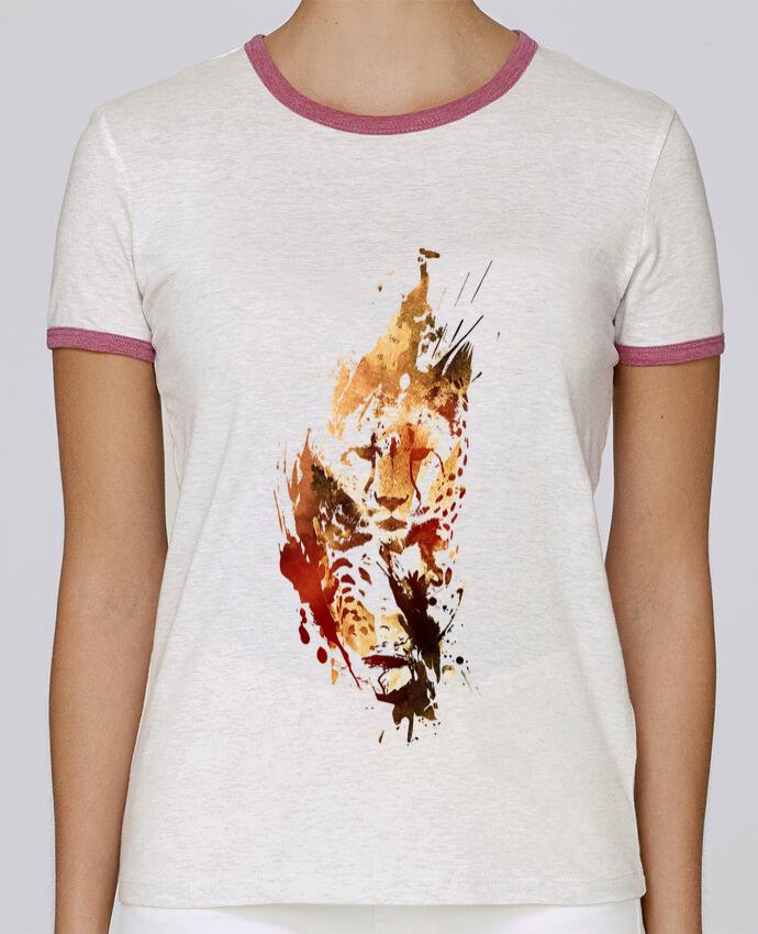 T-shirt Femme Stella Returns El guepardo pour femme par robertfarkas