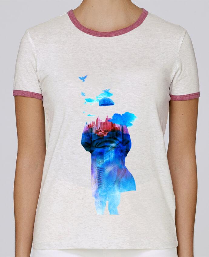 T-shirt Femme Stella Returns Get away pour femme par robertfarkas