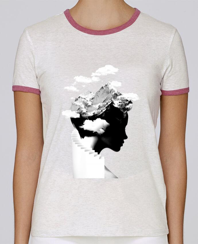 T-shirt Femme Stella Returns It's a cloudy day pour femme par robertfarkas