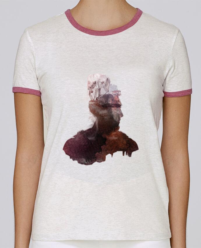 T-shirt Femme Stella Returns Inner wilderness pour femme par robertfarkas