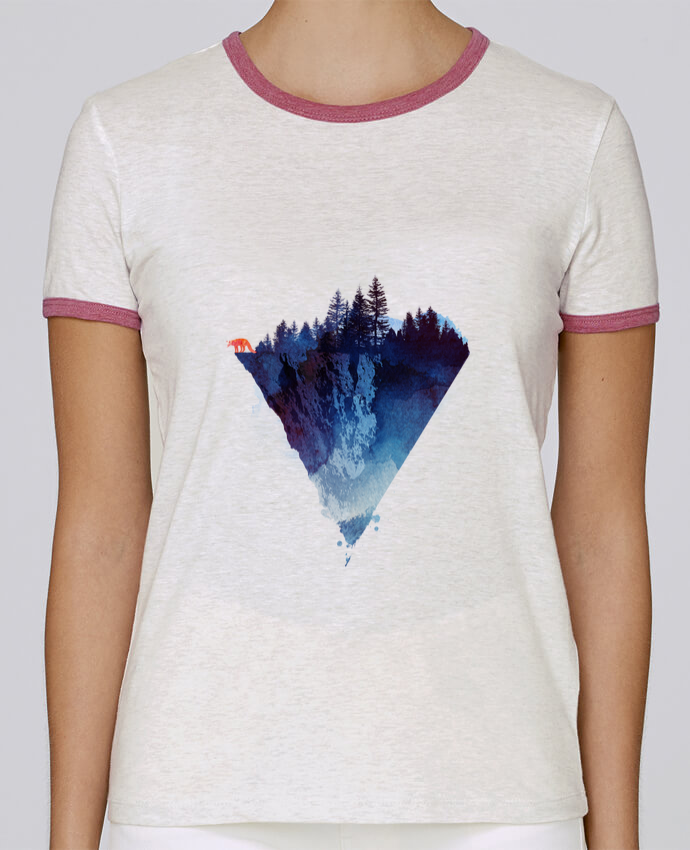 T-shirt Femme Stella Returns Near to the edge pour femme par robertfarkas