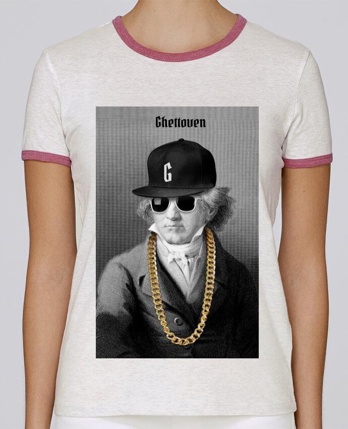 T-shirt Femme Stella Returns Ghettoven pour femme par Ads Libitum