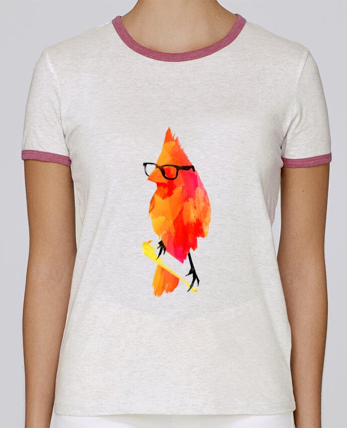 T-shirt Femme Stella Returns Punk bird pour femme par robertfarkas