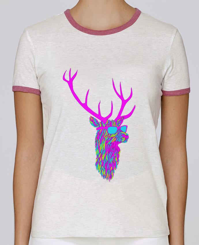T-shirt Femme Stella Returns Party deer pour femme par robertfarkas