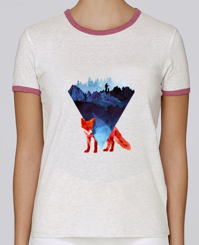T-shirt Femme Stella Returns Risky road pour femme par robertfarkas