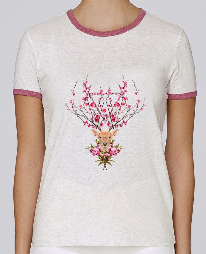 T-shirt Femme Stella Returns Spring deer pour femme par robertfarkas