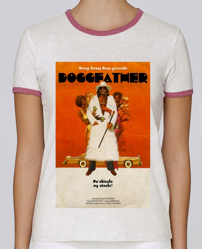 T-shirt Femme Stella Returns Doggfather pour femme par Ads Libitum