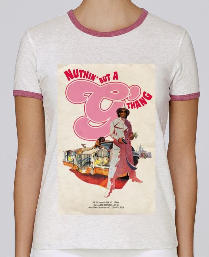 T-shirt Femme Stella Returns G Thang pour femme par Ads Libitum