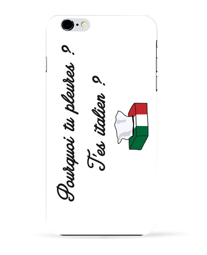 coque italie iphone 6