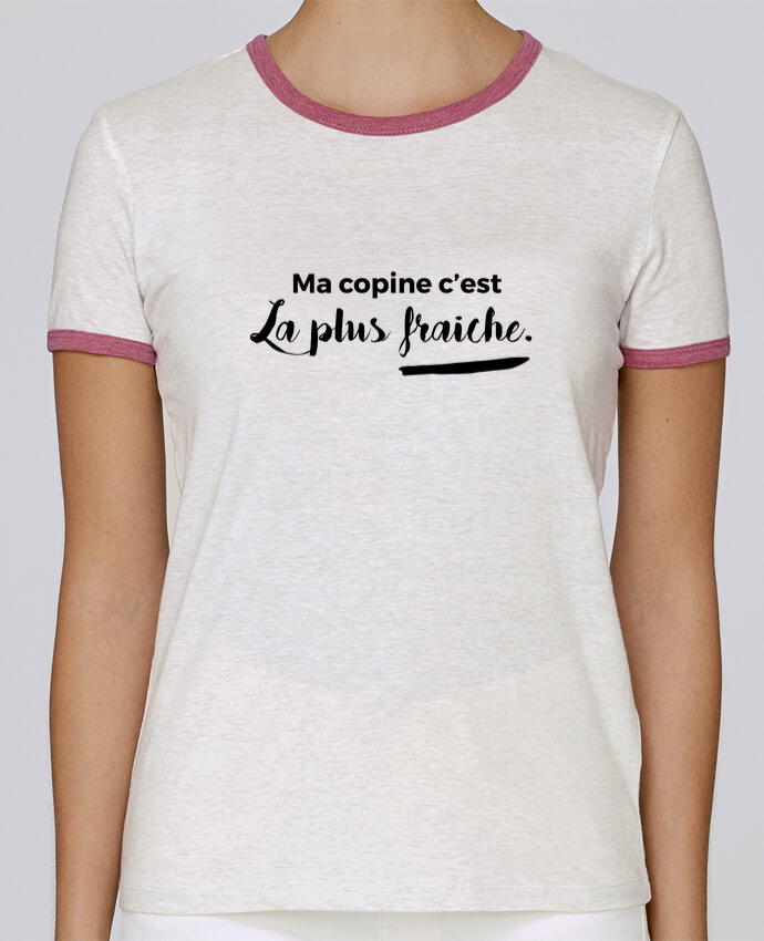 T-shirt Femme Stella Returns Ma copine c