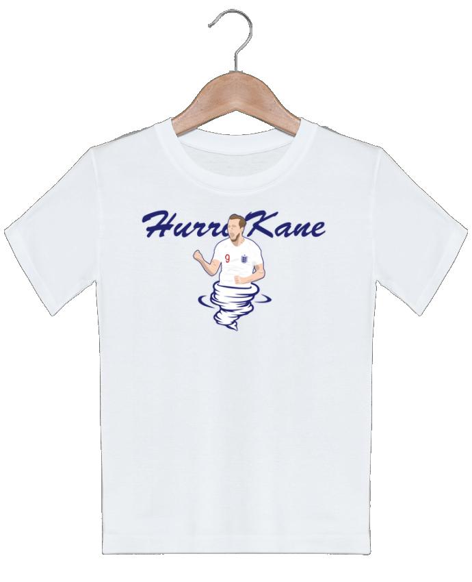 T-shirt garçon motif Harry Kane Nickname tunetoo