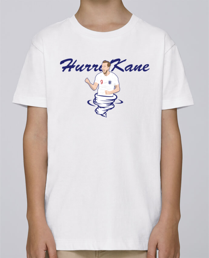 Tee Shirt Garçon Stanley Mini Paint Harry Kane Nickname par tunetoo