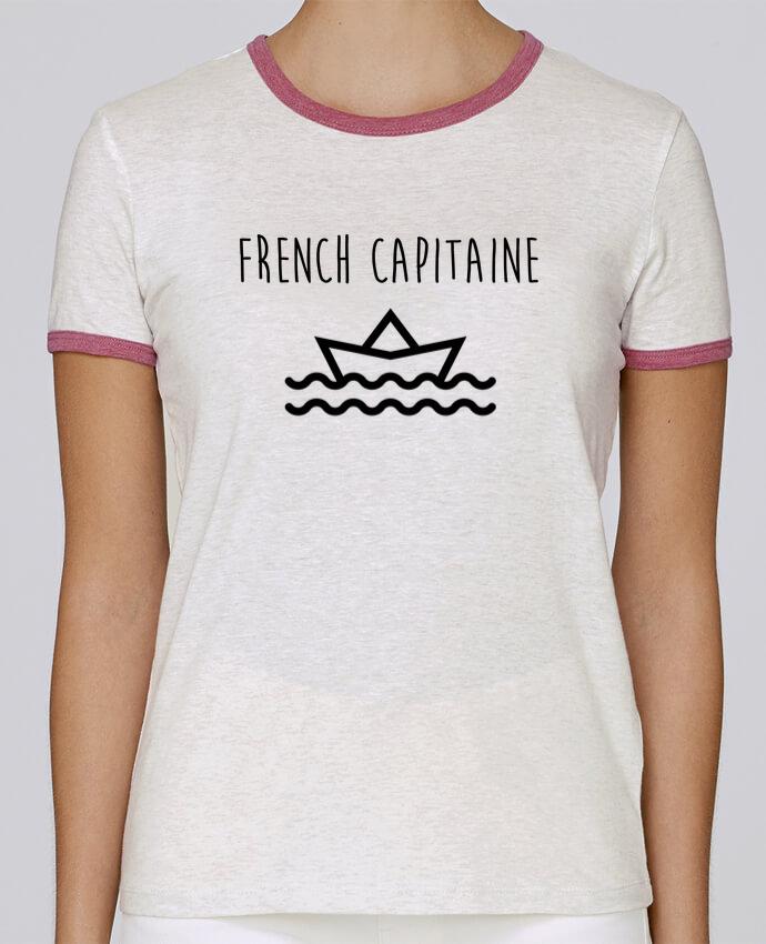 T-shirt Femme Stella Returns French capitaine pour femme par Ruuud