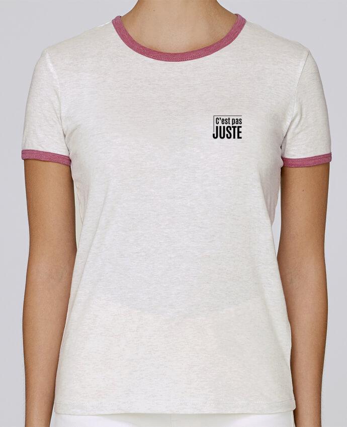 T-shirt Femme Stella Returns C'est pas juste pour femme par tunetoo