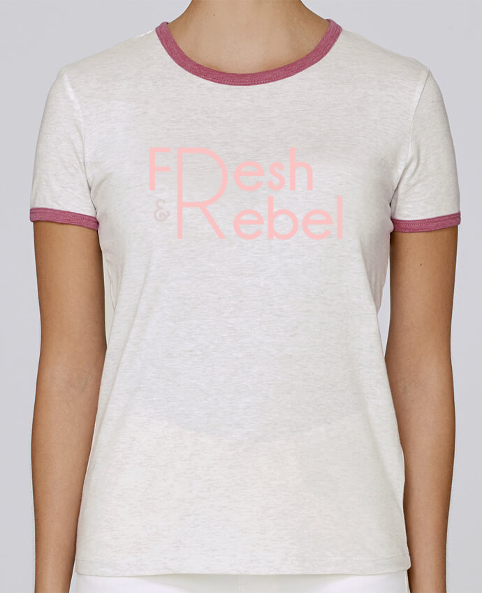T-shirt Femme Stella Returns Fresh and Rebel pour femme par tunetoo