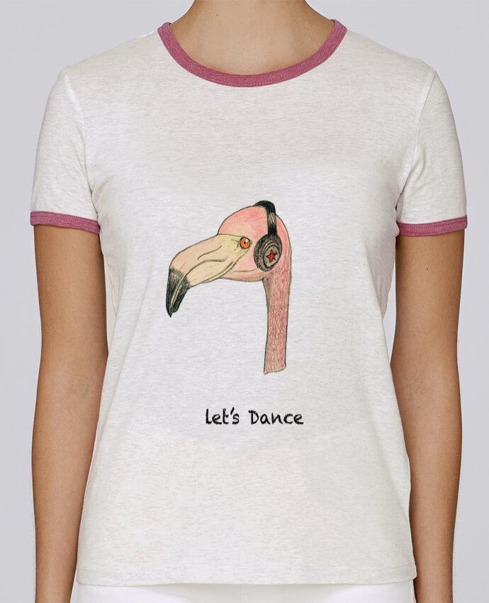 T-shirt Femme Stella Returns Flamingo LET'S DANCE by La Paloma pour femme par La Paloma