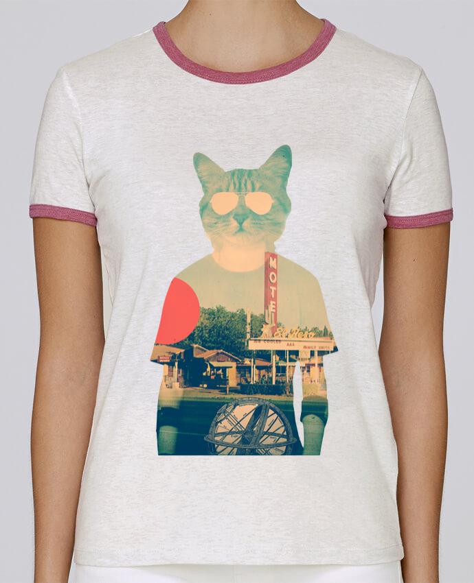 T-shirt Femme Stella Returns Cool cat pour femme par ali_gulec