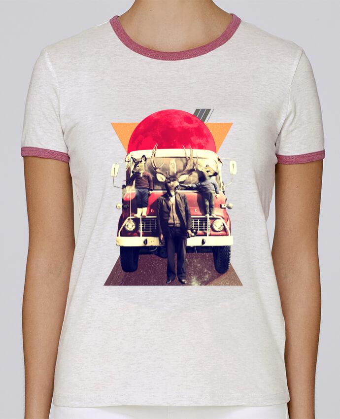 T-shirt Femme Stella Returns El camion pour femme par ali_gulec