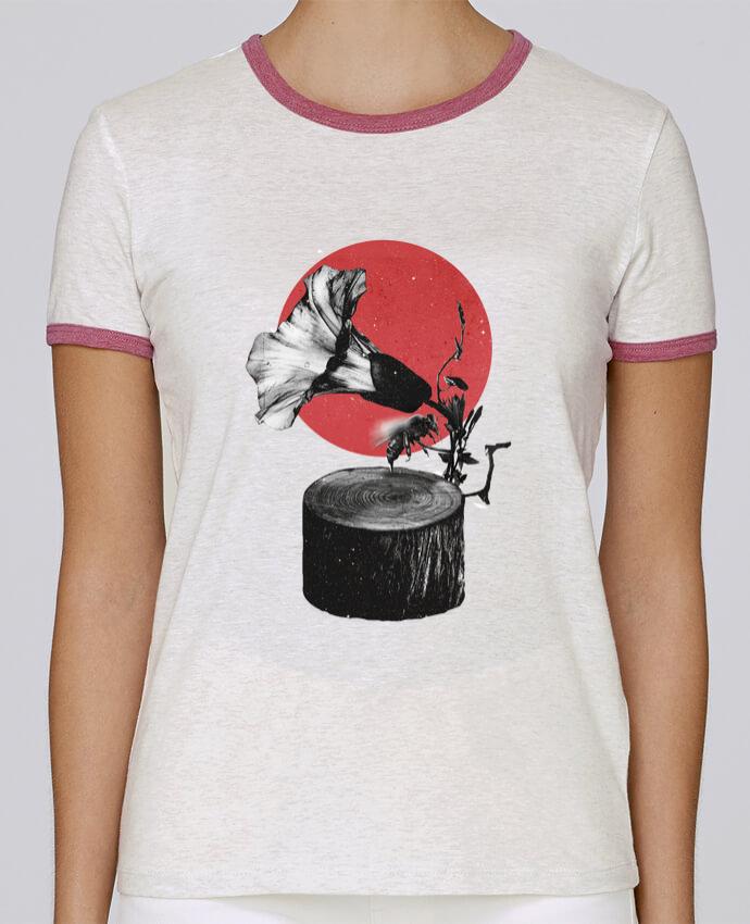 T-shirt Femme Stella Returns Gramophone pour femme par ali_gulec