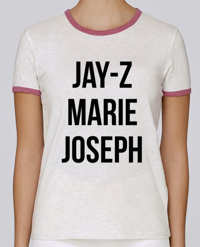 T-shirt Femme Stella Returns JAY-Z MARIE JOSEPH pour femme par tunetoo