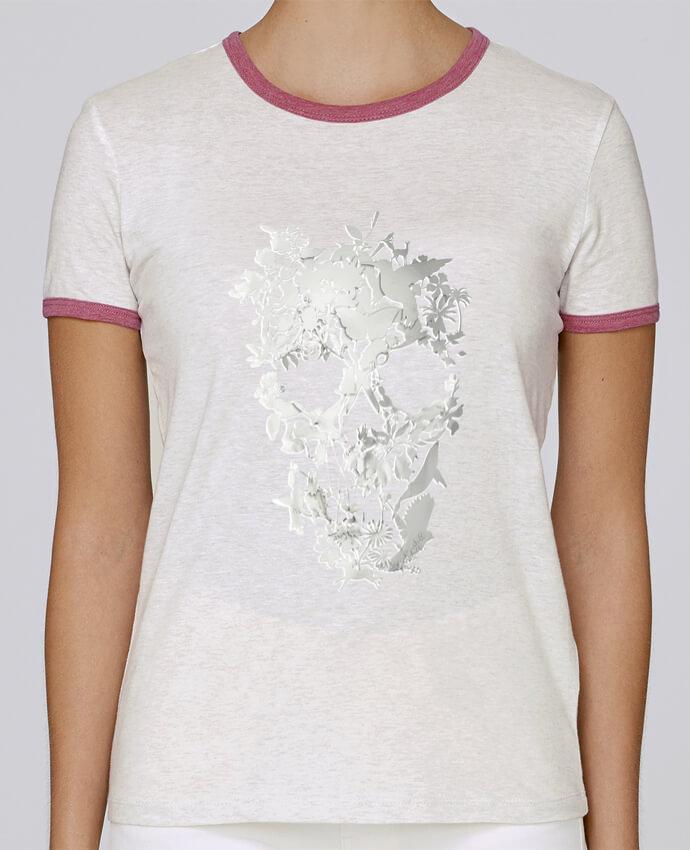 T-shirt Femme Stella Returns Simple Skull pour femme par ali_gulec