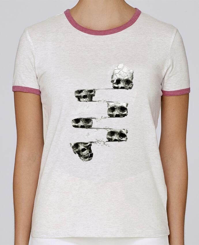 T-shirt Femme Stella Returns Skull 3 pour femme par ali_gulec