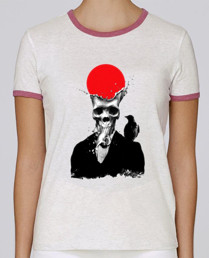 T-shirt Femme Stella Returns Splash skull pour femme par ali_gulec