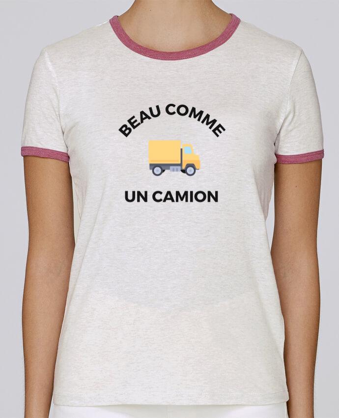 T-shirt Femme Stella Returns Beau comme un camion pour femme par Ruuud