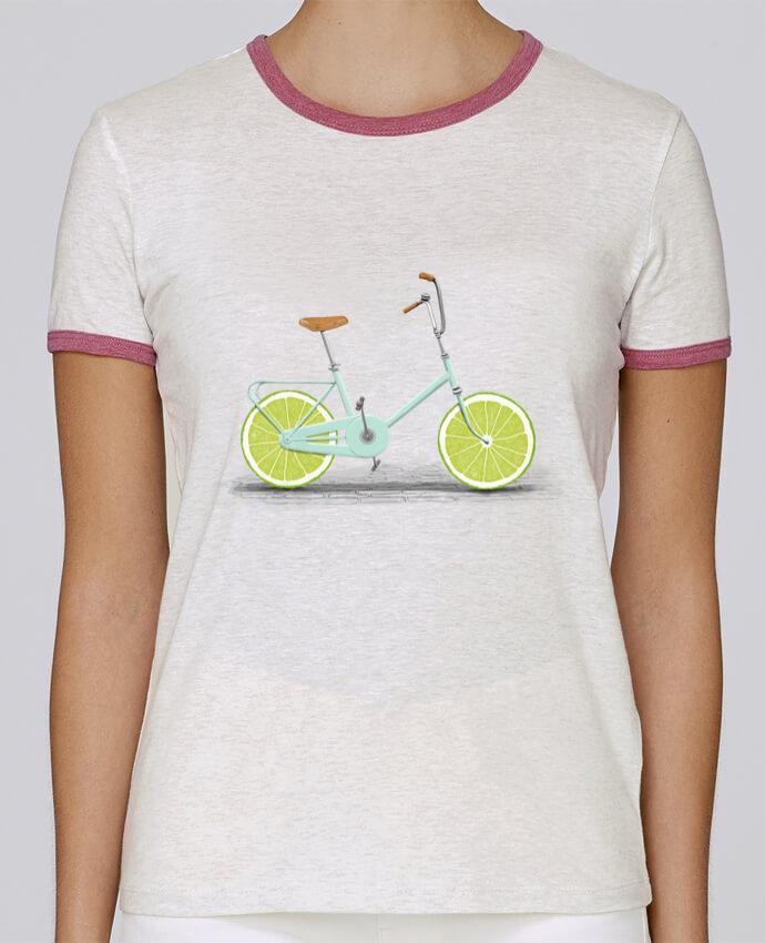 T-shirt Femme Stella Returns Acid pour femme par Florent Bodart
