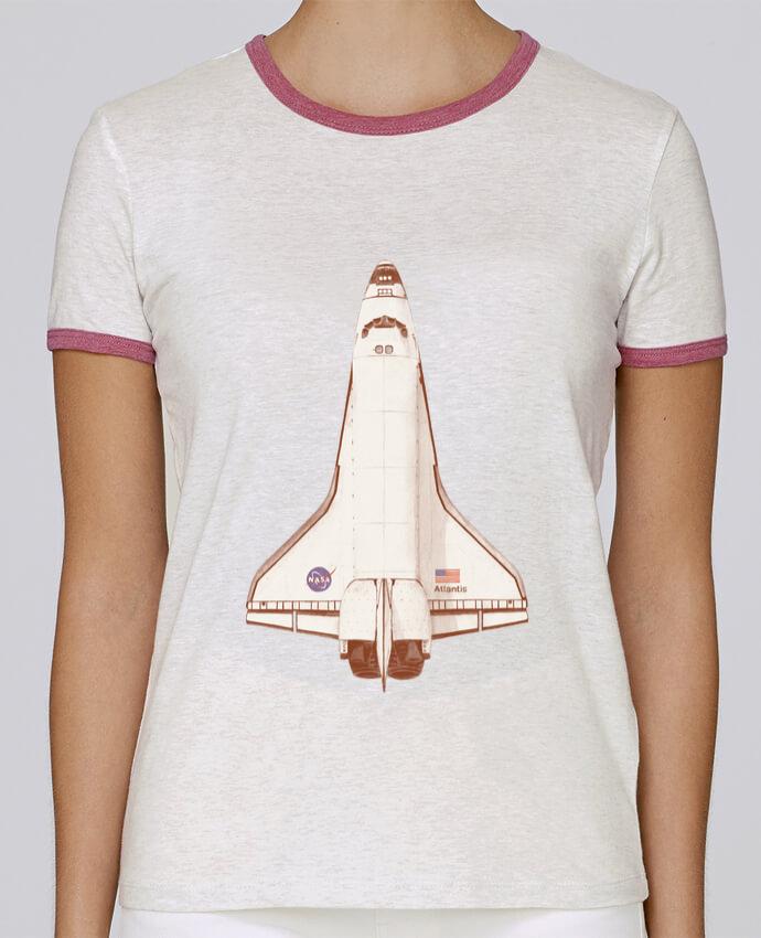 T-shirt Femme Stella Returns Atlantis S6 pour femme par Florent Bodart
