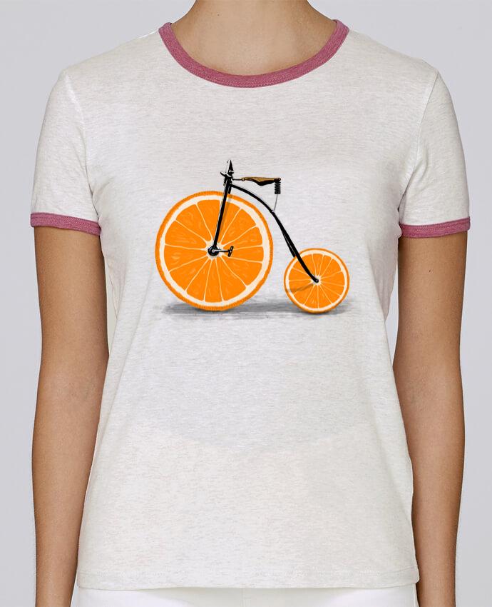 T-shirt Femme Stella Returns Vitamin pour femme par Florent Bodart