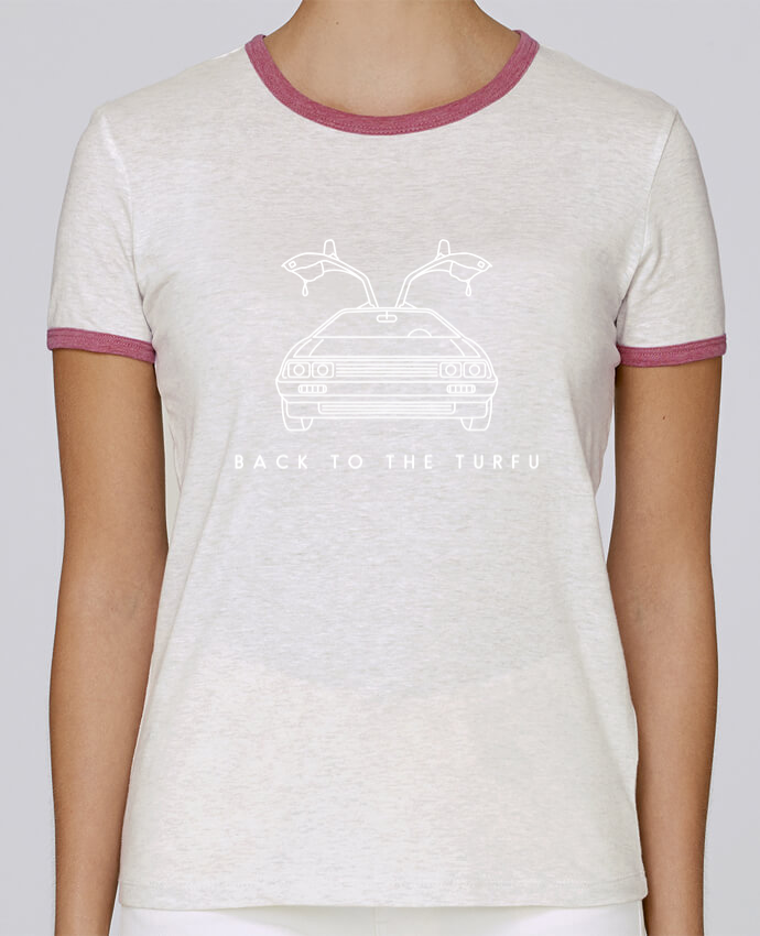 T-shirt Femme Stella Returns Back to the turfu pour femme par tunetoo