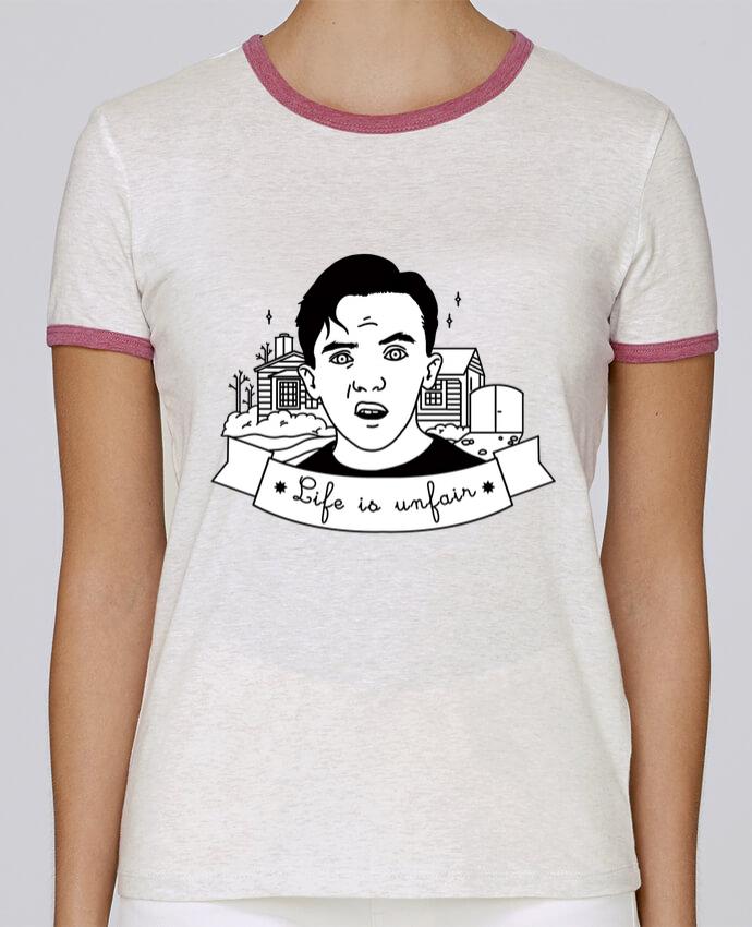 T-shirt Femme Stella Returns Malcolm in the middle pour femme par tattooanshort
