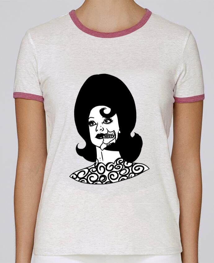 T-shirt Femme Stella Returns Miss Alien pour femme par tattooanshort