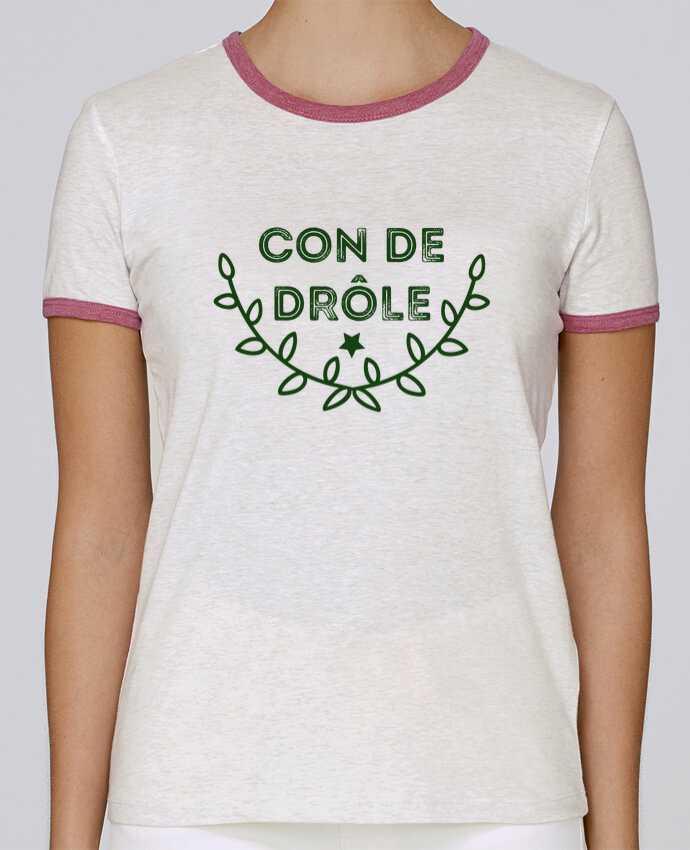 Bio Con Stella femme pour Returns 100 T Femme drôle de shirt coton TqPq61xS 6a04156266f