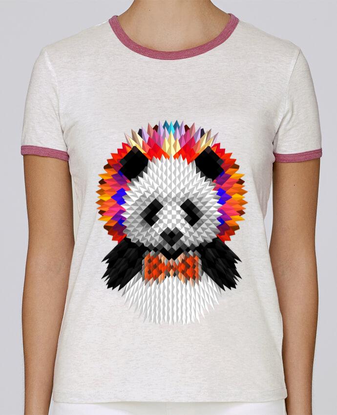 T-shirt Femme Stella Returns Panda pour femme par ali_gulec