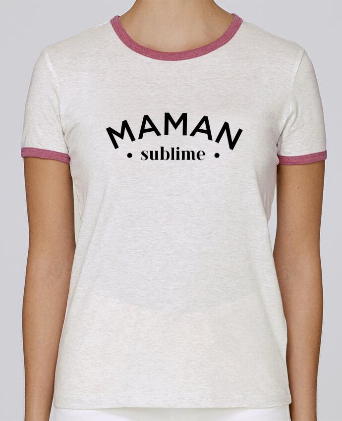 T-shirt Femme Stella Returns Maman sublime pour femme par tunetoo