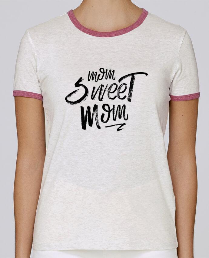 T-shirt Femme Stella Returns Mom sweet mom pour femme par tunetoo