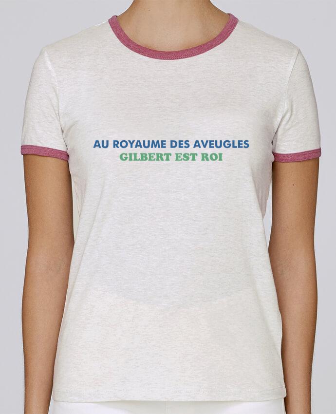 T-shirt Femme Stella Returns Au royaume des aveugles pour femme par tunetoo