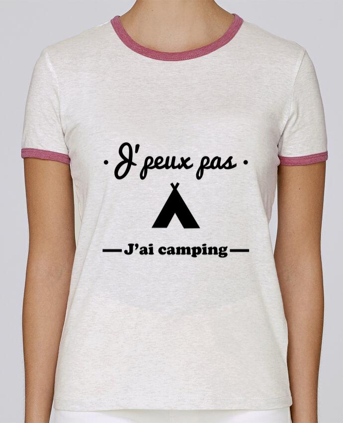 Stella Pour Camping Par Femme J'peux Benichan Shirt J'ai T Returns Pas eCrodxB