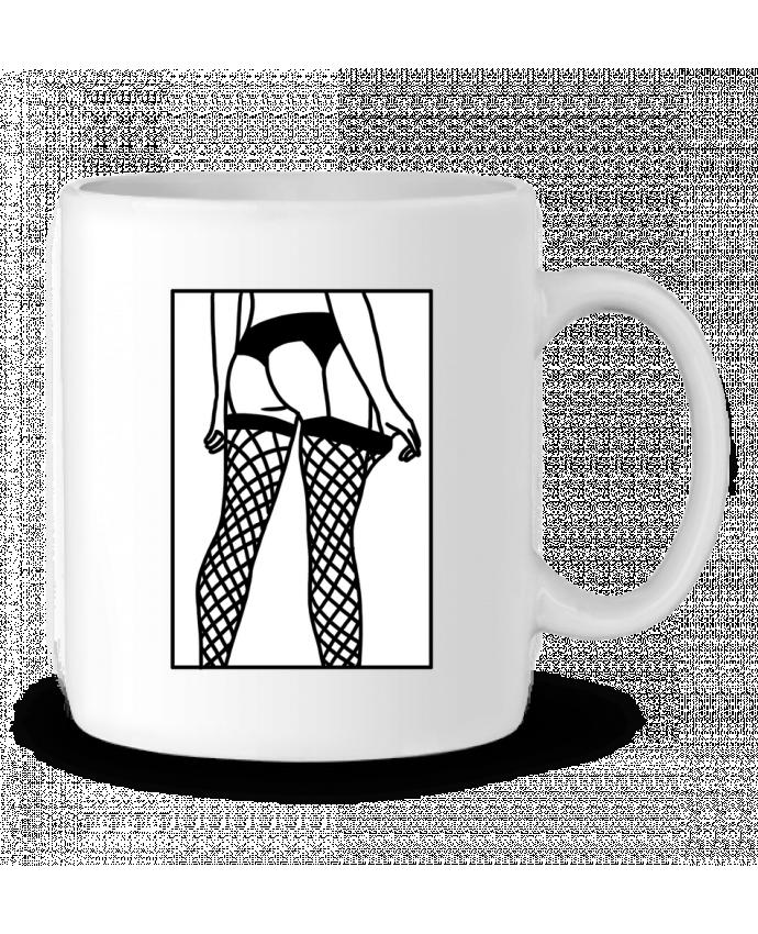 Mug en Céramique Image du soir par tattooanshort